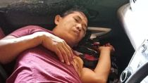 Sempat Kejar-kejaran, Polisi Tembak Pelaku Pembobol ATM