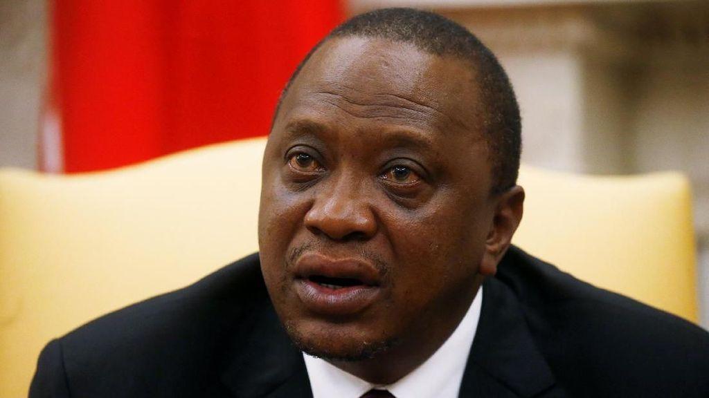 Pengusaha China Ditangkap Usai Sebut Presiden Kenya Monyet