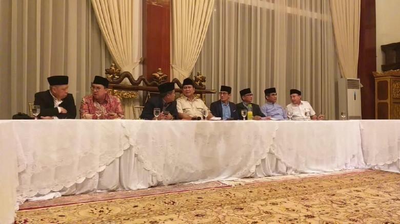 Sandiaga Harapkan Kedatangan Ketum-ketum Koalisi di Kertanegara