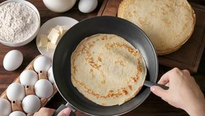 Ini 5 Kesalahan yang Sering Dilakukan Saat Bikin Pancake