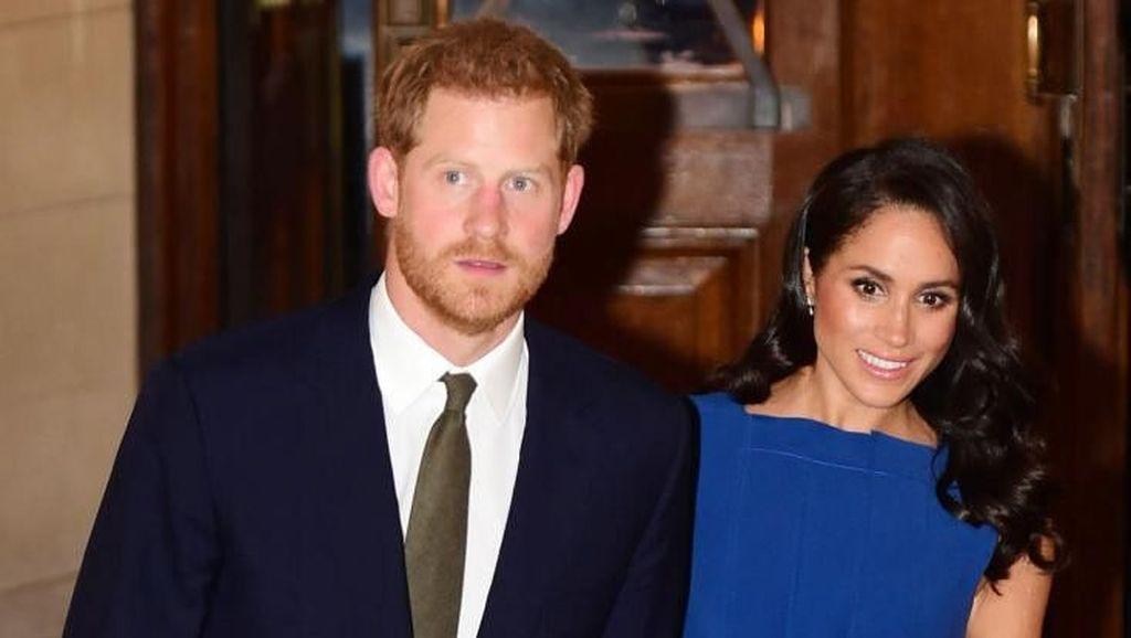 Pangeran Harry & Meghan Markle Diprediksi Punya Anak Kembar