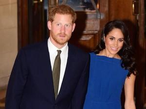 Pangeran Harry dan Meghan Markle Diramal Punya 3 Anak
