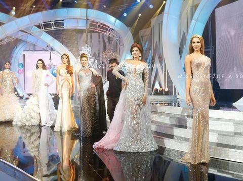 finalis Miss Venezuela 2017.