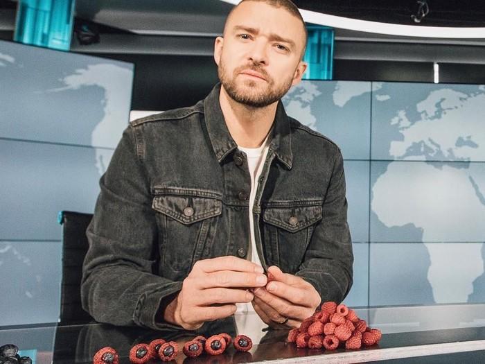 Justin Timberlake  https://www.instagram.com/p/BcVYpBuhntA/?hl=en&taken-by=justintimberlake  Credit; Justin Timberlake/Instagram