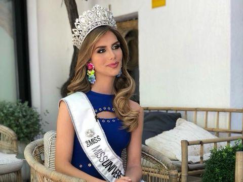Finalis Spanyol Ini Difavoritkan Menang Miss Universe, Padahal Transgender