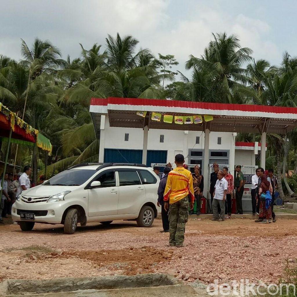 Harga BBM di Papua Turun dari Rp 100.000/Liter Jadi Rp 6.450/Liter