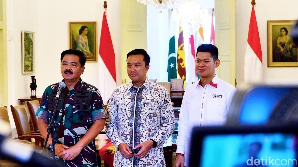 8 Prajurit TNI Peraih Medali Asian Games Dipercepat Naik Pangkat