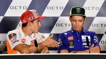 Rossi Masih Sakit Hati Insiden di Sepang 2015, Tak Akan Pernah Maafkan Marquez