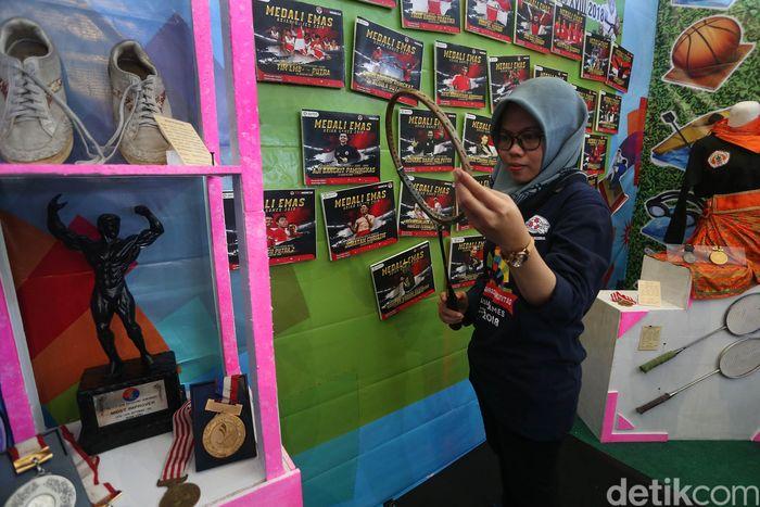 Gebyar Haornas berlangsung di Gedung Dhuafa Center, Kota Ternate, Maluku Utara, pada 7-9 September 2018.