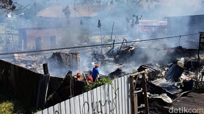 8 Bulan, 51 Kebakaran Terjadi di Pasuruan