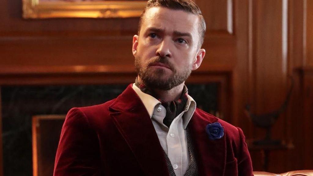 Lagi Sibuk Tur, Justin Timberlake Sempatkan Hibur Anak-anak di Rumah Sakit