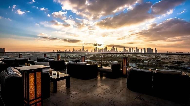 Rooftop keren di Dubai (Tomo)