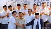 Pilpres Sudah Usai, TKN Jokowi-Maruf Bakal Dibubarkan Hari Ini