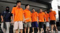 Tampang 6 Penipu Nasabah Bank yang Dibekuk Polda Metro