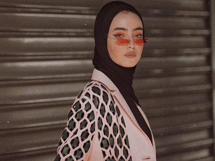 Selebgram Uni Emirat Arab, Leena Al Gouti. Foto: Instagram @leenalghouti