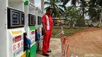 Mengintip BBM Satu Harga di Pelosok Sumsel