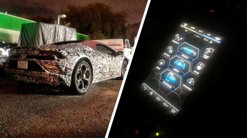 Di RI Pajak Melambung Tinggi, Lamborghini Malah Pamer Teknologi