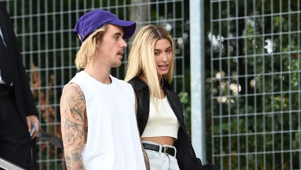 Dikabarkan Resmi Nikah, Baldwin Patenkan nama Hailey Bieber