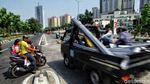 Asian Games Selesai, Warga Kembali Ugal-ugalan di Jalan