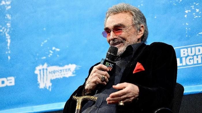 Aktor Burt Reynolds (Photo by Michael Tullberg/Getty Images)