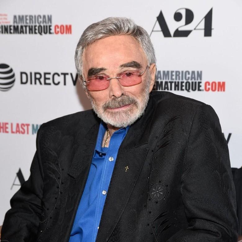 Burt Reynolds Tinggalkan Proyek Film Bareng Leonardo DiCaprio Foto: (Photo by Michael Tullberg/Getty Images)