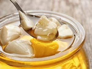Konsumsi Bawang Putih dan Madu Bisa Turunkan Berat Badan