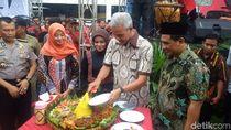 Ganjar-Yasin Gelar Pesta Rakyat Sajikan Ribuan Porsi Kuliner