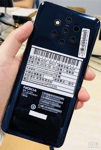 Ponsel Lima Kamera Nokia Mulai Menampakan Diri