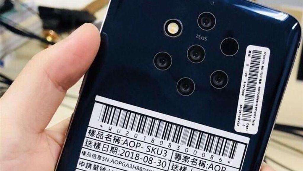 Nokia 9 Pakai 5 Kamera, Momentum Penting Mantan Raksasa