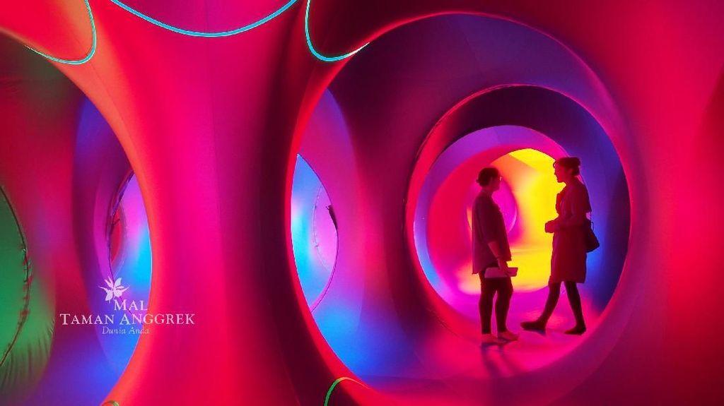 Seniman Architects of Air Hadirkan Desain Spesial di Mal Taman Anggrek