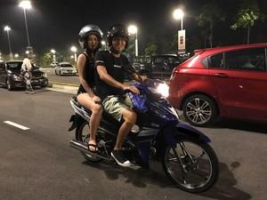 Curhat Pria Merasa Beruntung Pacarnya Mau Dijemput Naik Motor 43 Km Viral