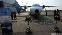 Ini Pesawat Baru Milik Polri