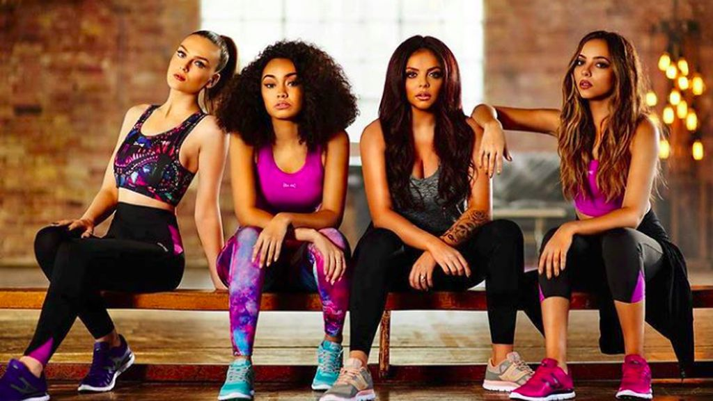 Badai! Intip Rahasia Body Goals Personel Little Mix