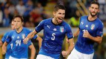Jorginho Sebut Timnas Italia Mirip Brasil