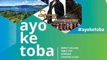 Dongkrak Kunjungan Wisatawan, Kemenpar Promosikan Danau Toba di DIY