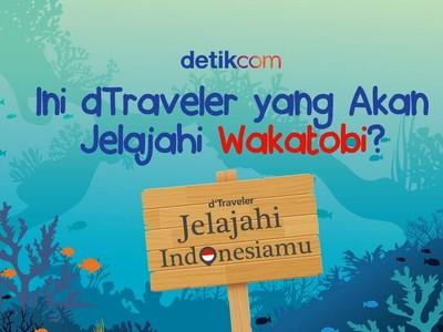 Inilah Pemenang dTraveler Jelajahi Indonesiamu ke Wakatobi