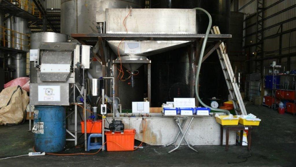 Taiwan Bikin Mesin Penghancur Popok Bekas, Bisa 10 Ton/Hari