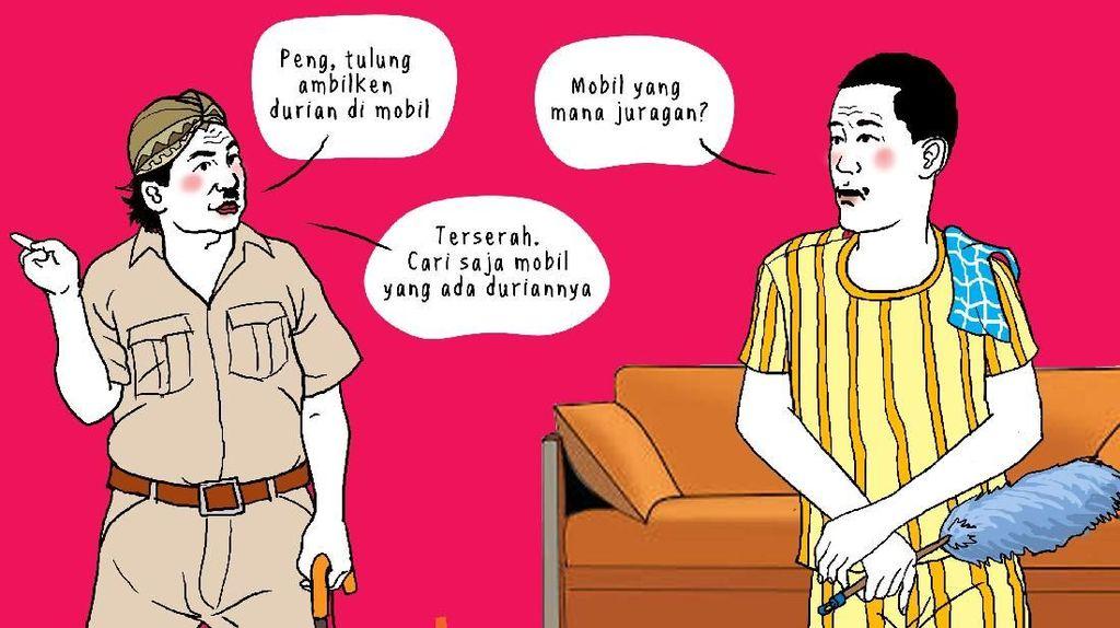 Kisah Srimulat Lari dari PKI