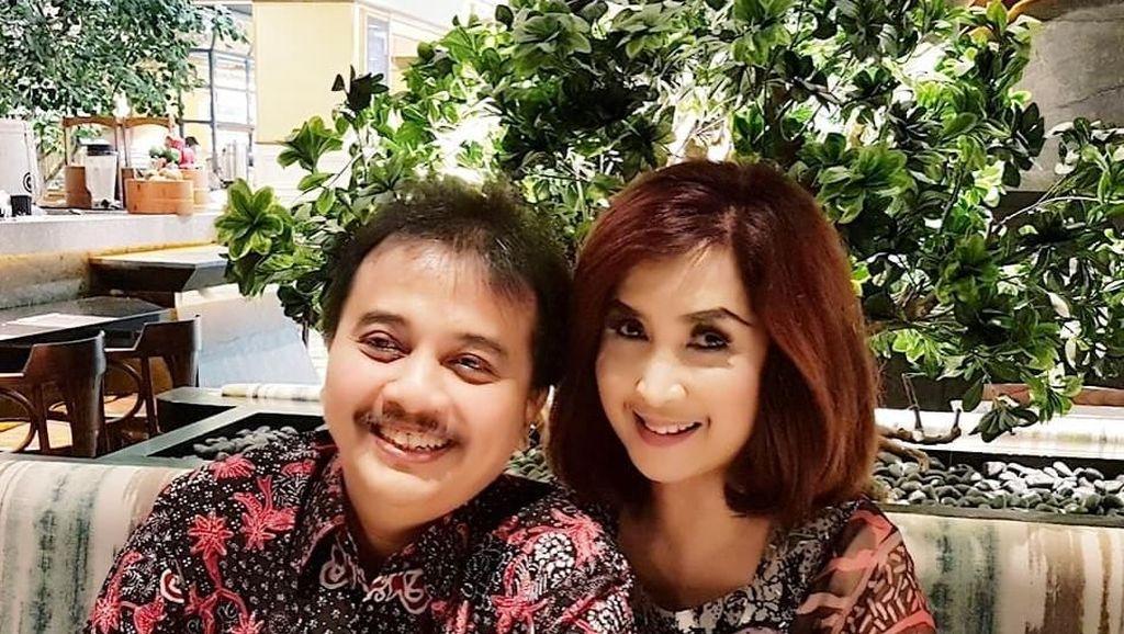 Cantik dan Anggun! Istri Roy Suryo Saat Hang Out Bareng Sosialita