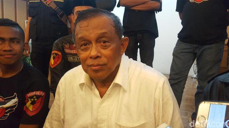 Djoko Santoso Minta Emak-emak Relawan Prabowo Perbanyak Dukungan