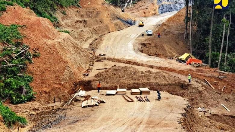 TKN Jokowi Dorong Pembangunan Infrastruktur dan Pertanian di Kaltara