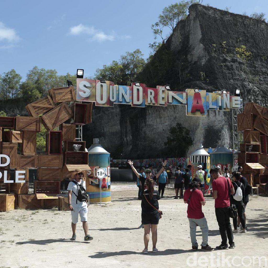 Soundrenaline ke-17 Kembali Digelar 7-8 September
