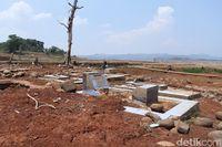 'Kota Mati' di Waduk Jatigede Sumedang