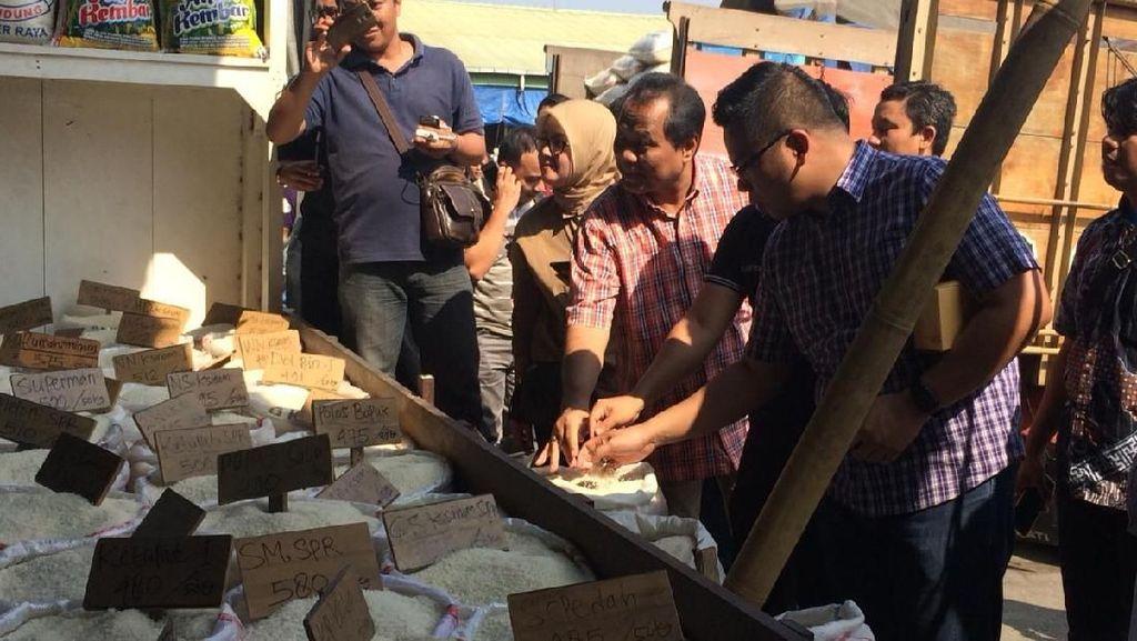 Serapan Beras Rendah di Pasar, Bulog Blusukan ke Cipinang