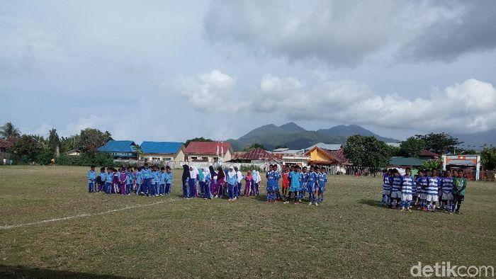 Gala Desa 2018 di Ternate (Amalia Dwi Septi/detikSport