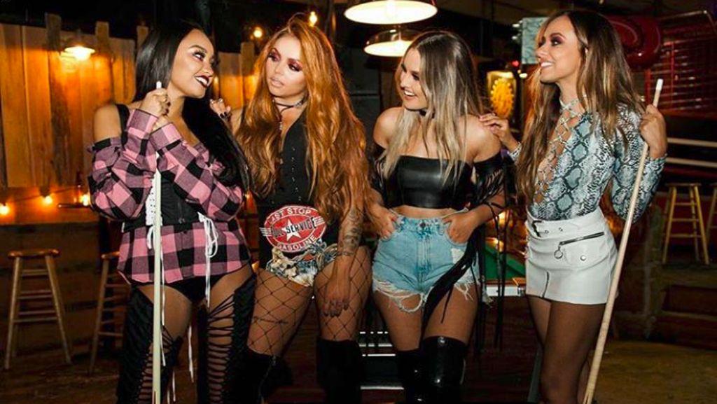 L M 5 Little Mix, Kini Lebih Menohok