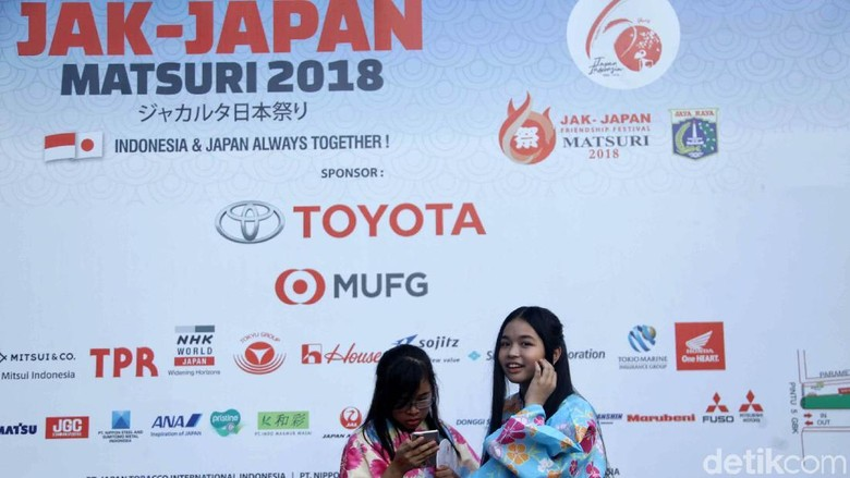 Mengenal Budaya Jepang melalui Festival Jak-Japan Matsuri 2018