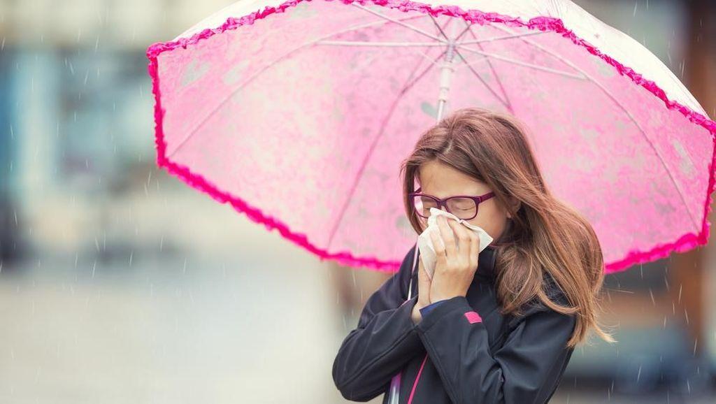 Jelang Musim Hujan, Jaga Kondisi Tubuh dengan Cara Ini