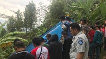 Jasa Raharja Beri Santunan Korban Bus Maut di Cikidang Sukabumi