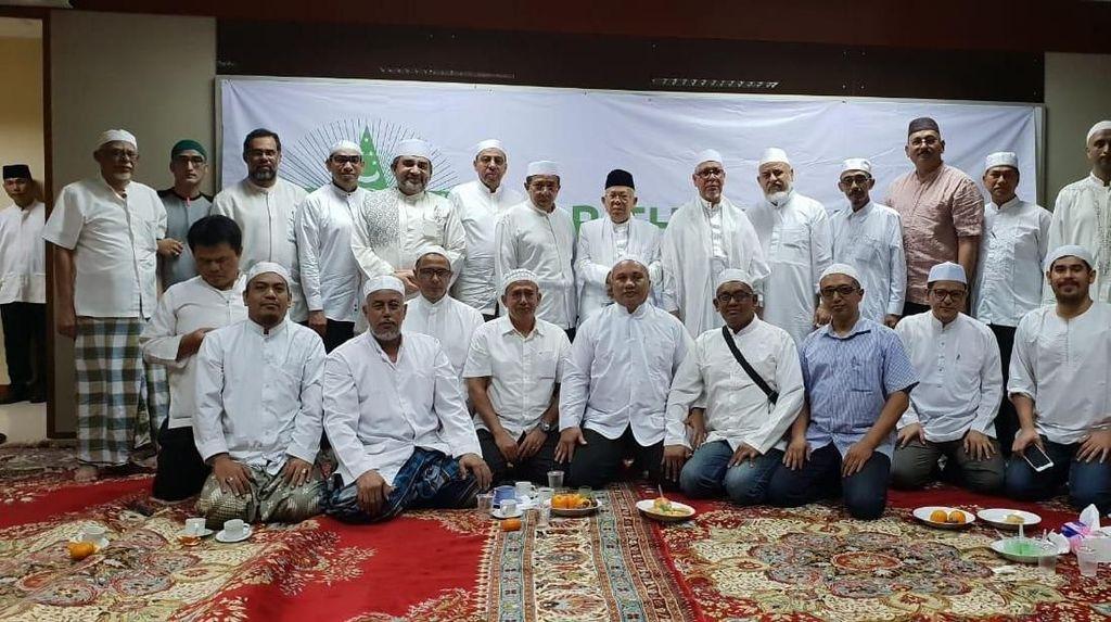 Maruf Amin Kunjungi Ormas Rabithah Alawiyah